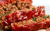 Easy Homemade Meatloaf Recipe | Healthy Fitness Meals