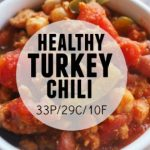 The BEST Healthy Turkey Chili Recipe (30 Minutes!) - Averie Cooks
