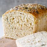 Whole Wheat Honey Oat Bread - Served From Scratch