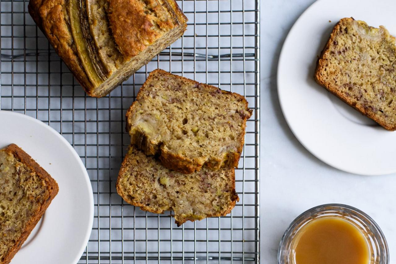 Honey Whole Wheat Banana Bread - Cookie and Kate