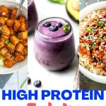 21 High Protein Low Fat Recipes You Need To Try!