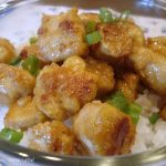Low-Fat Baked General Tso's Chicken | Dessert Now, Dinner Later!