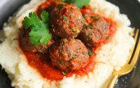 Melt in Mouth Healthy Turkey Meatballs With Gravy (Learn unique tips)