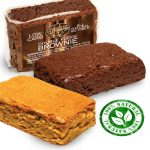 Fit & Flavorful Low Carb Fat Free High Fiber Brownies
