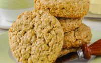 Oatcakes Recipe No Flour, Gluten Free and Healthy with Added Seeds