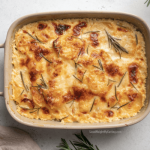 Low Calorie Recipe for Scalloped Potatoes | Lose Weight By Eating