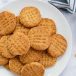 Best Chewy Peanut Butter Cookies Recipe   Easy Peanut Butter Cookies