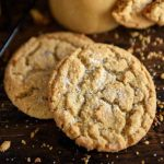 Healthy Peanut Butter Cookies- 3 Ingredients! - The Big Man's World ®