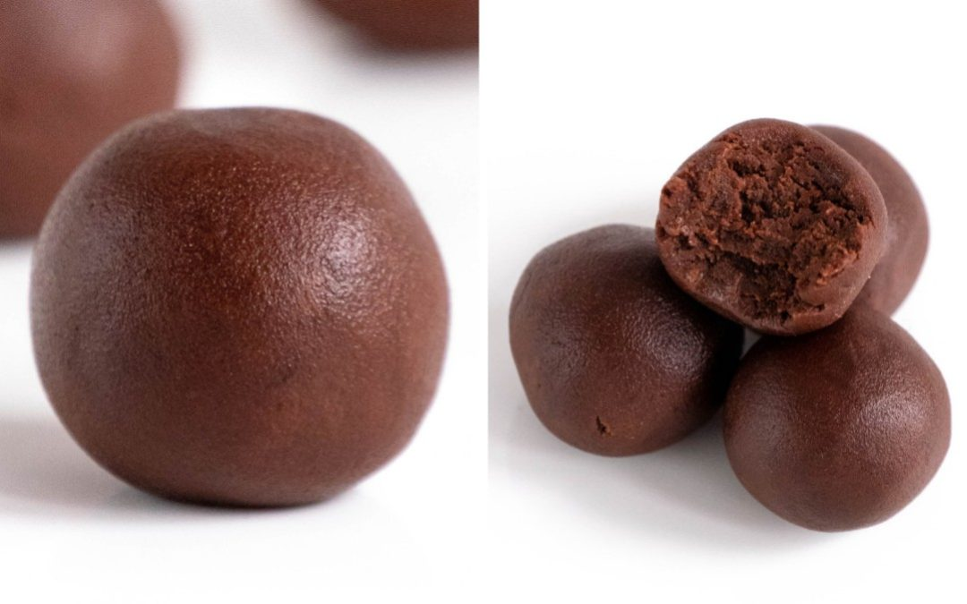 Chocolate Almond Butter Fat Bombs – Cassidy's Craveable Creations