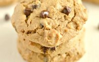 OMG Good Low Carb Chocolate Chip Cookies - Skinny Fitalicious