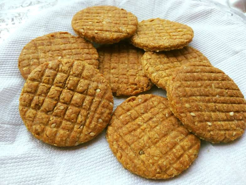 Oatmeal Digestive Biscuits for Weight Loss: Low Fat Cookies for Dieters