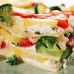 Low Fat Vegetable Lasagna - Carrie's Experimental Kitchen