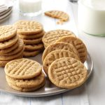 Healthy Peanut Butter Cookies - The Diet Chef