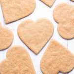 The ULTIMATE Healthy Sugar Cookies -- these skinny cookies don't taste  healthy at all! They'r…   Healthy sugar cookies, Skinny cookies, Healthy  sugar cookie recipes