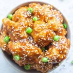 Homemade-Low Fat General Tso's Chicken | Tabasco & Thyme