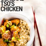 Low-Carb General Tso's Chicken - Diabetic Foodie