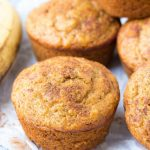 Best Healthy Banana Muffins - Easy One Bowl Recipe