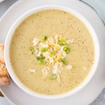 Broccoli Cheddar Soup {ONE Pot!}   Chelsea's Messy Apron