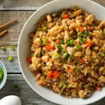 This Healthy Chinese Chicken Fried Rice Recipe Makes For A Tasty Low-Calorie  Dinner | Coach