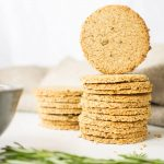 Low-Fat Apricot Oat Cakes