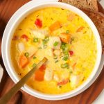 Creamy Seafood Chowder - Spend With Pennies