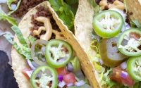 Low-Fat Vegan Taco Meat (Made with Whole Foods) - Veggies Don't Bite