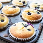 Best Ever Keto Blueberry Muffins (Low Carb Bakery Style!) - Bake It Keto