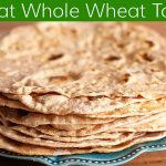 Homemade Whole Wheat Tortillas — Bless this Mess