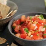 Quick And Easy Blender Salsa - Simply Low Cal