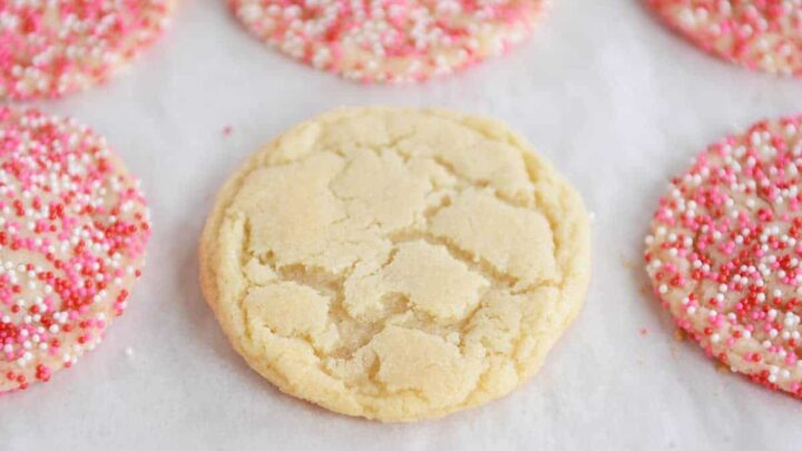 Healthier Sugar Christmas Cookies - Don't Waste the Crumbs
