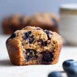 Healthy Whole Wheat Blueberry Muffins | 95.9 The Fish - OC, CA